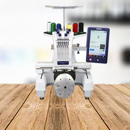 Professional Embroidery Machines