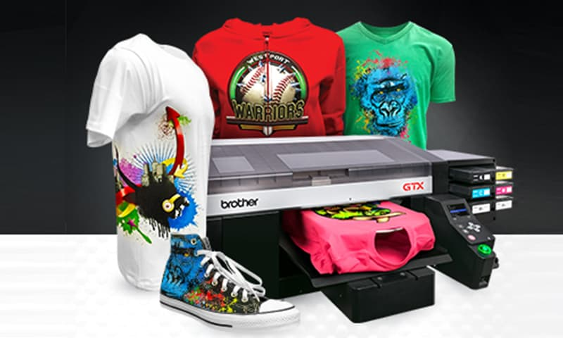The X factor for your garment printing business