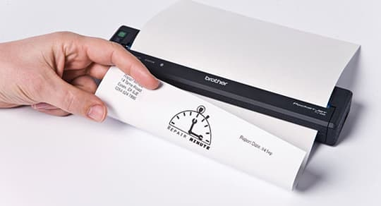 Brother portable printing solutions