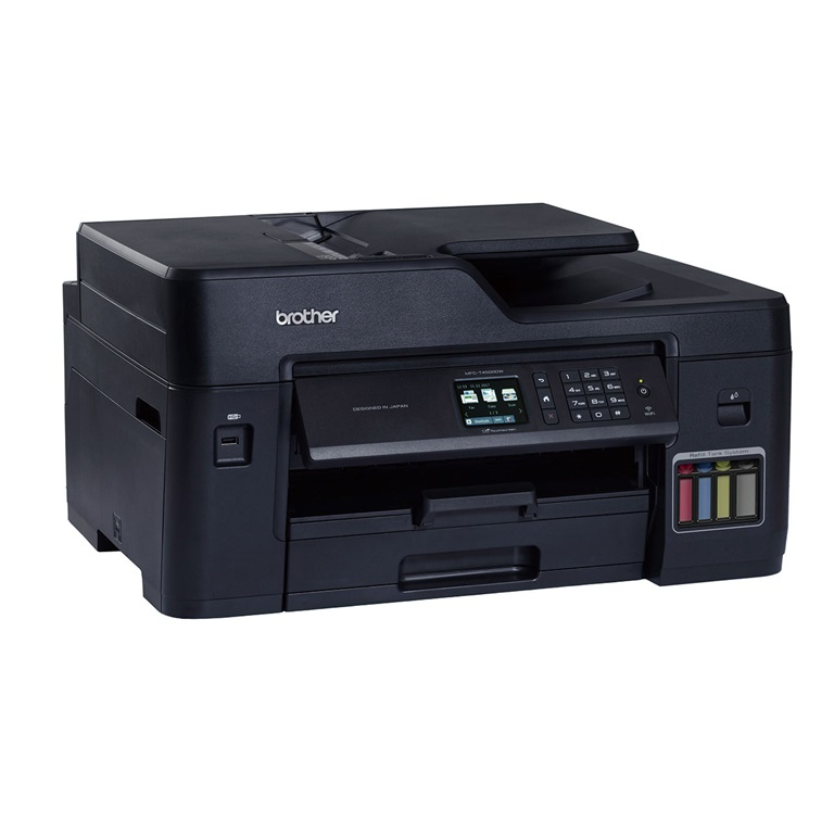 MFC-T4500DW - A3 Inkjet MFC, Refill Ink Tank Wireless Duplex
