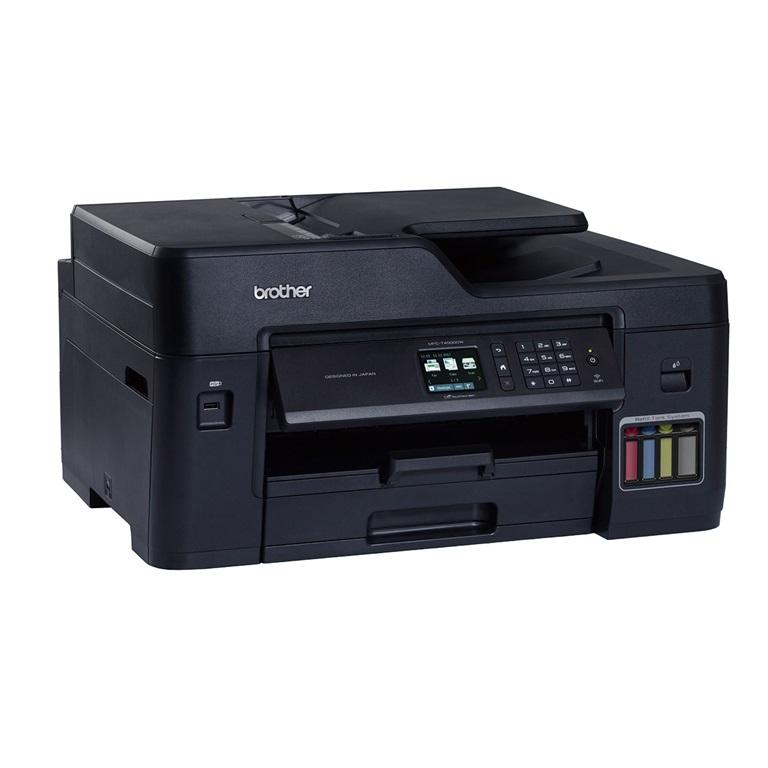 MFC-T4500DW - A3 Inkjet MFC, Refill Ink Tank Wireless Duplex